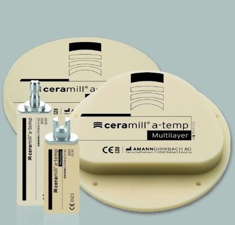 CERAMILL A-TEMP